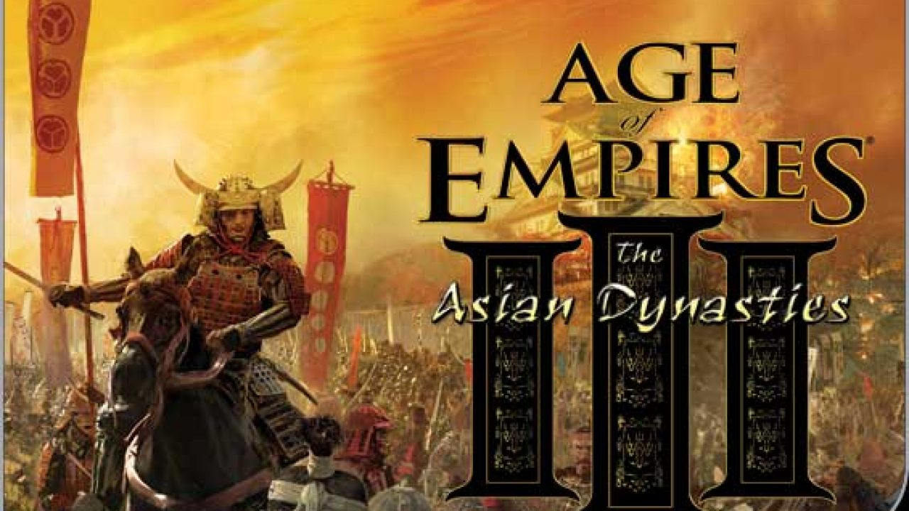 Age Of Empires 3 Asian Dynasties