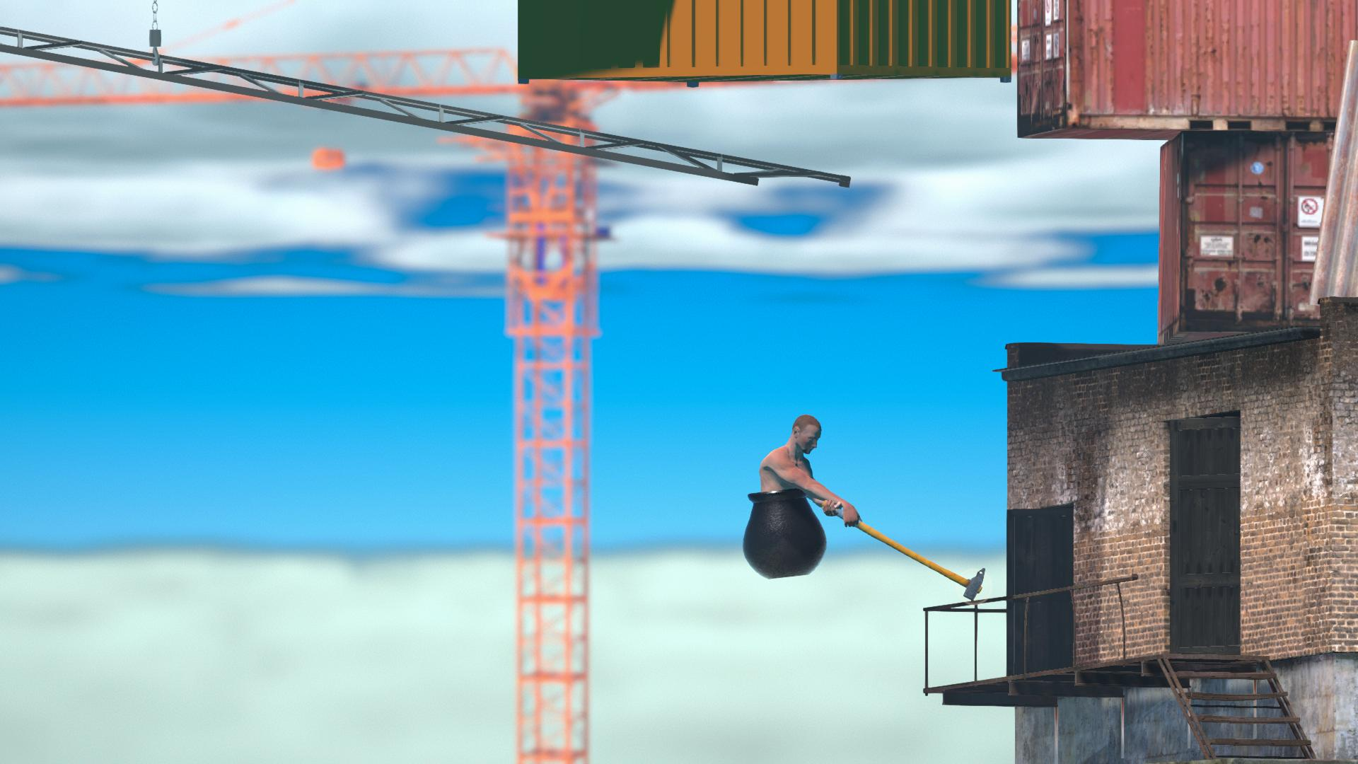 Getting Over İt