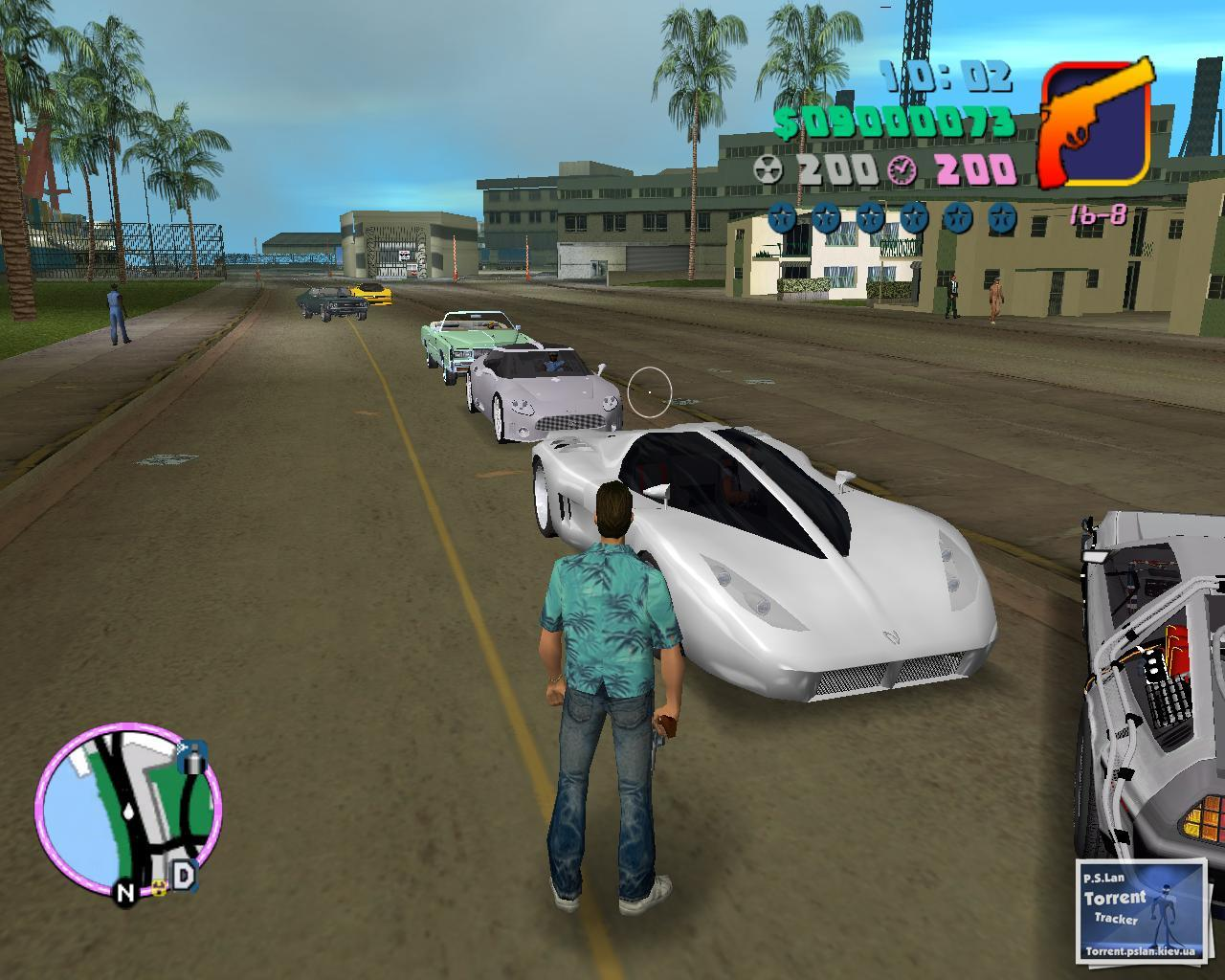 Gta Vice City 100 Save