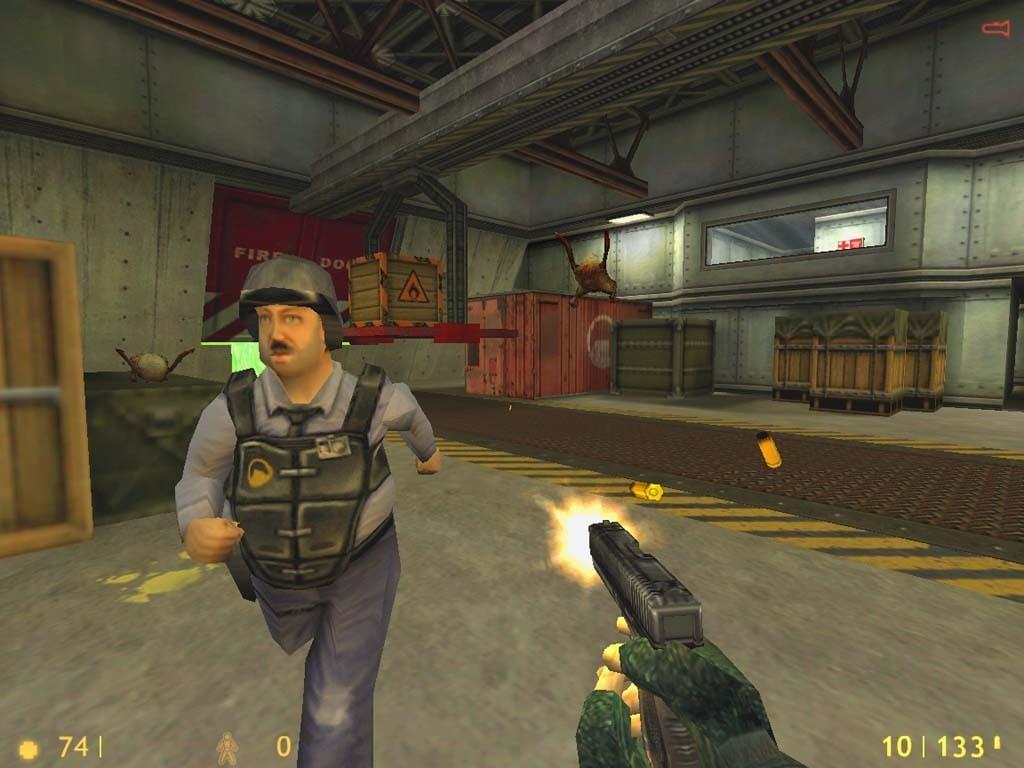 Half Life Opposing Force