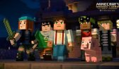 Minecraft Story Mode Yükle