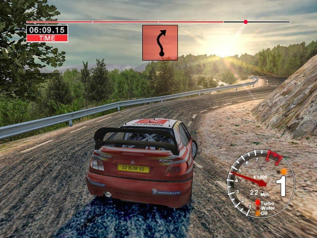 Colin Mcrae Rally 4
