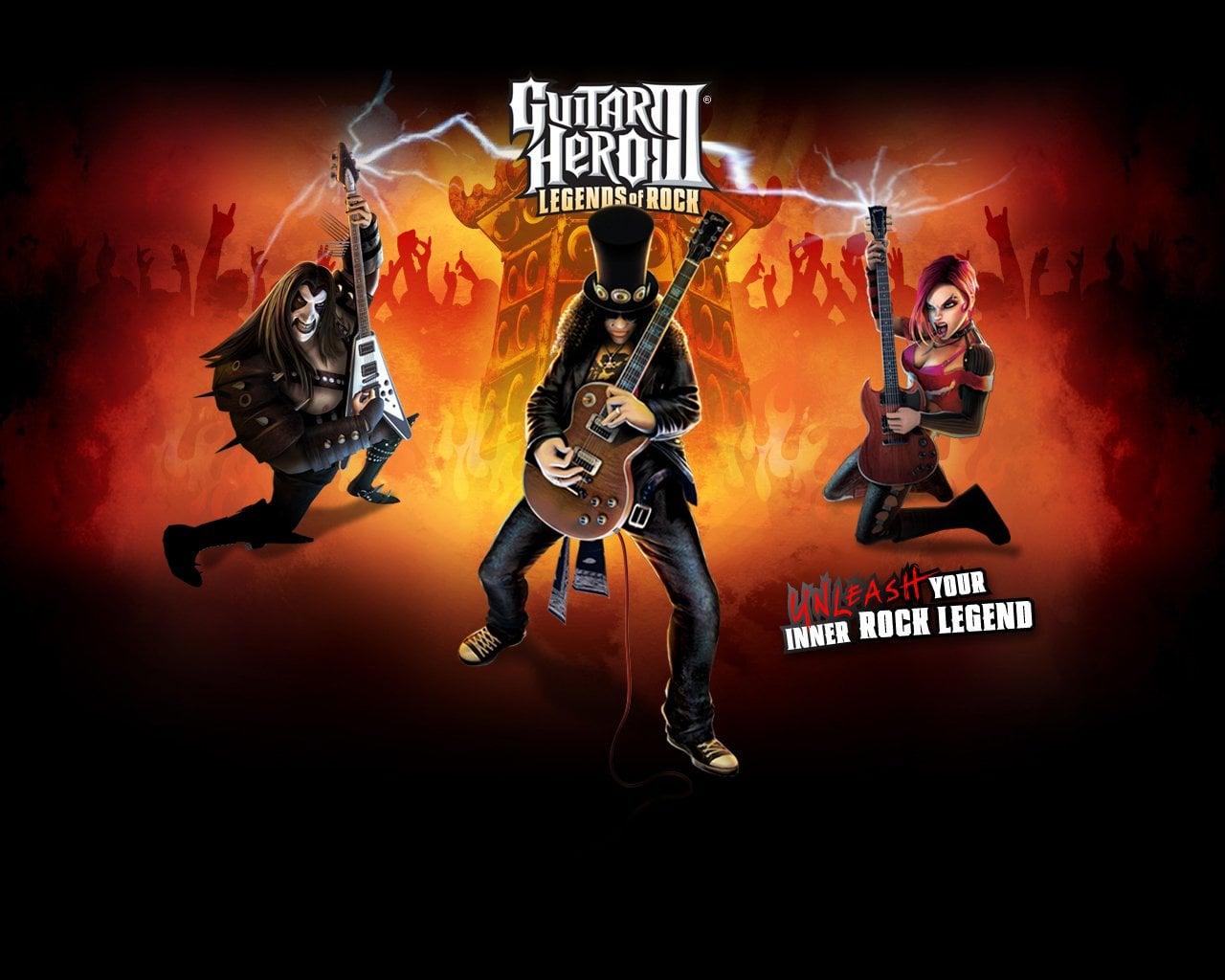Guitar Hero Pc
