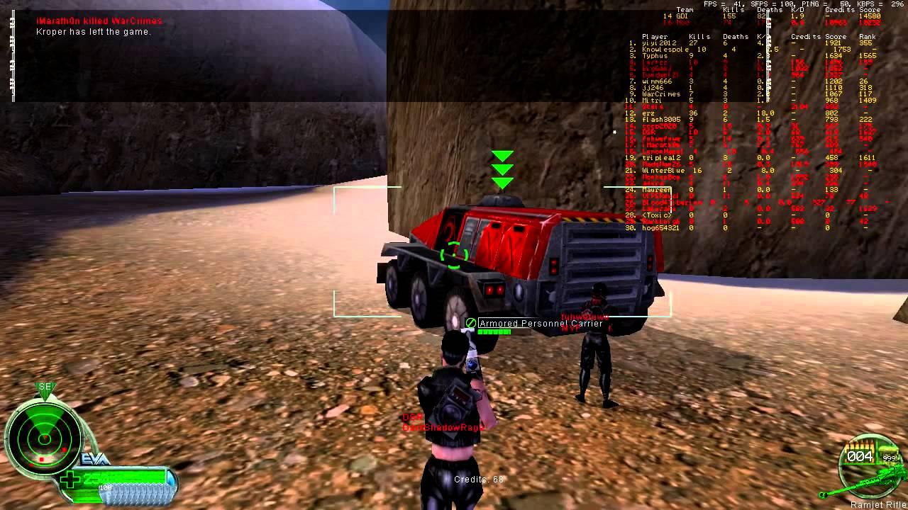 Command & Conquer Renegade İndir