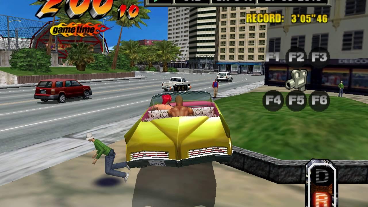 Crazy Taxi 3 İndir