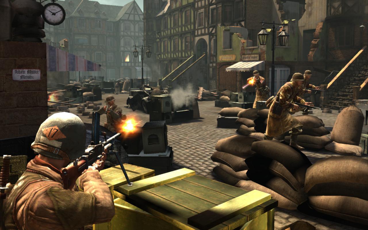 Frontline Commando İndir