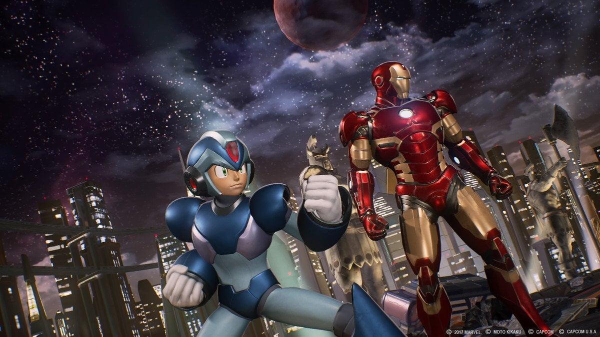Marvel Vs Capcom İnfinite