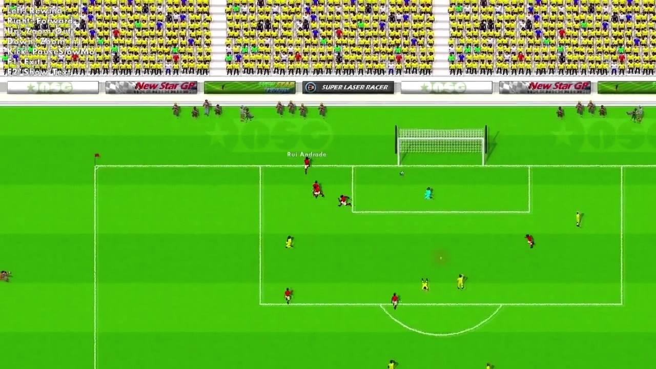 New Star Soccer 5 İndir