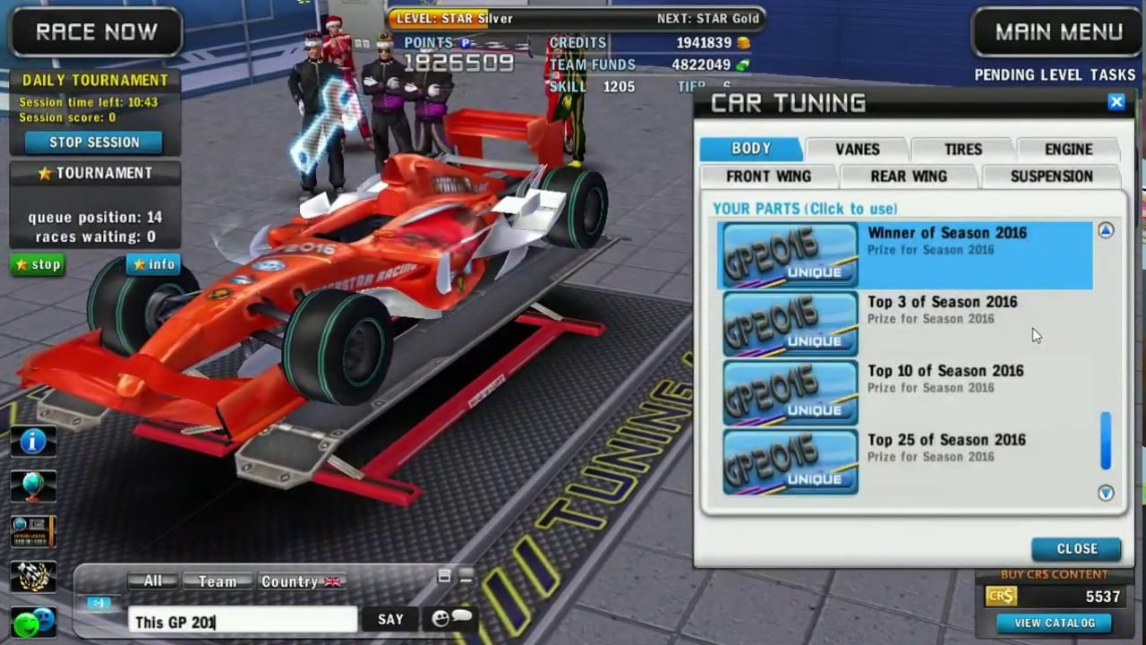 Superstar Racing İndir