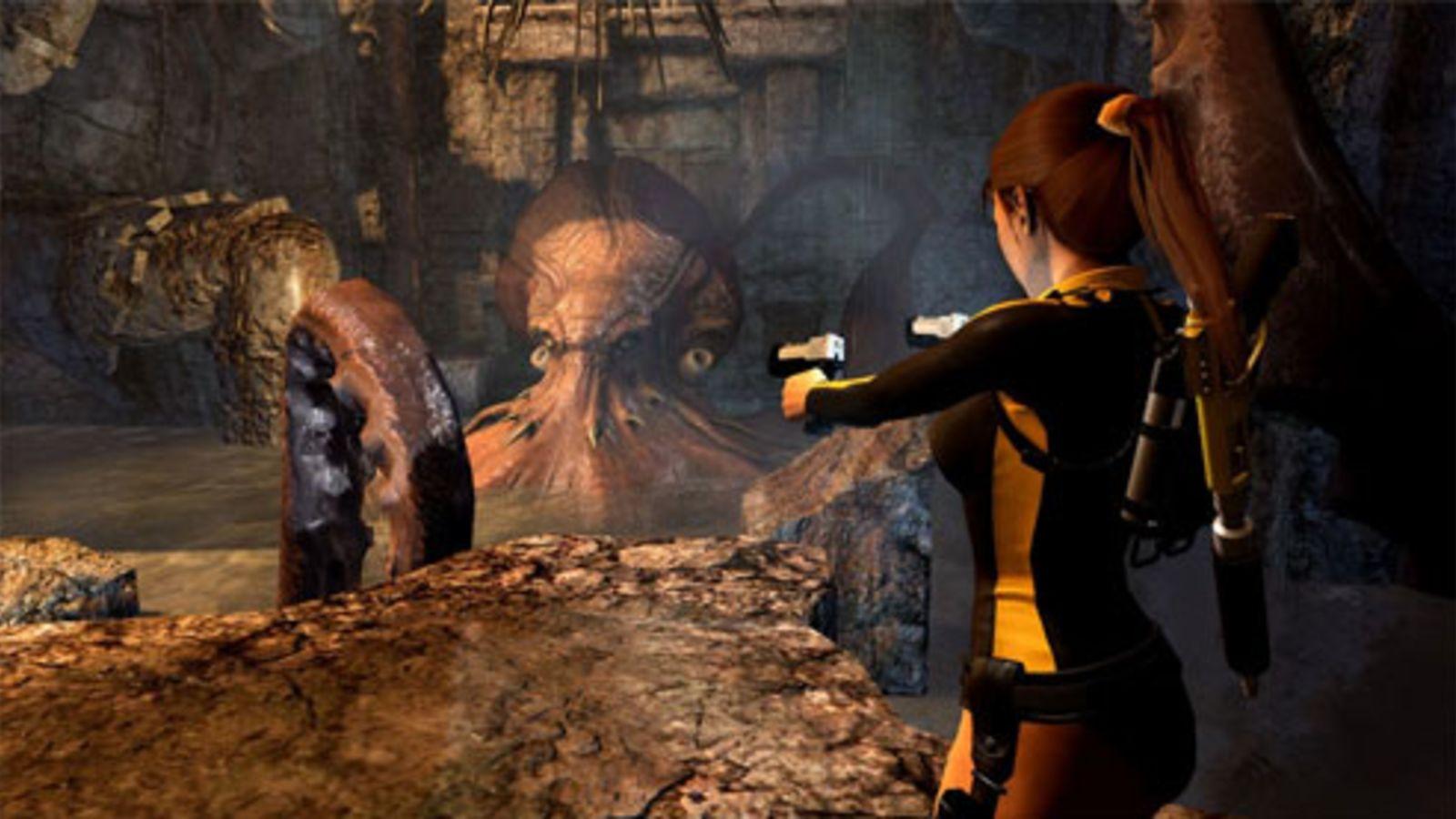 Tomb Raider Underworld İndir