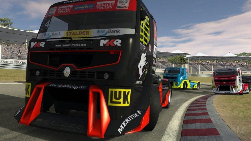 Truck Racing By Renault Trucks İndir