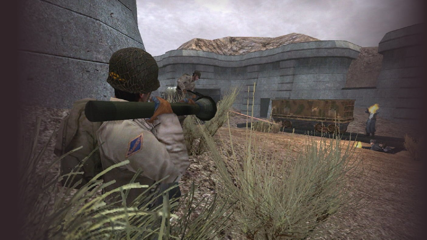 Wolfenstein Enemy Territory