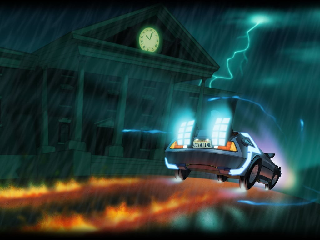 Back To The Future The Game İndir
