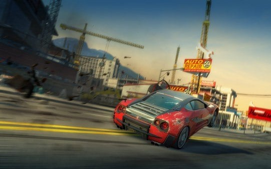 Burnout Paradise The Ultimate Box İndir