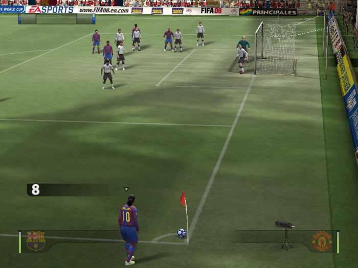 Fifa 08 İndir