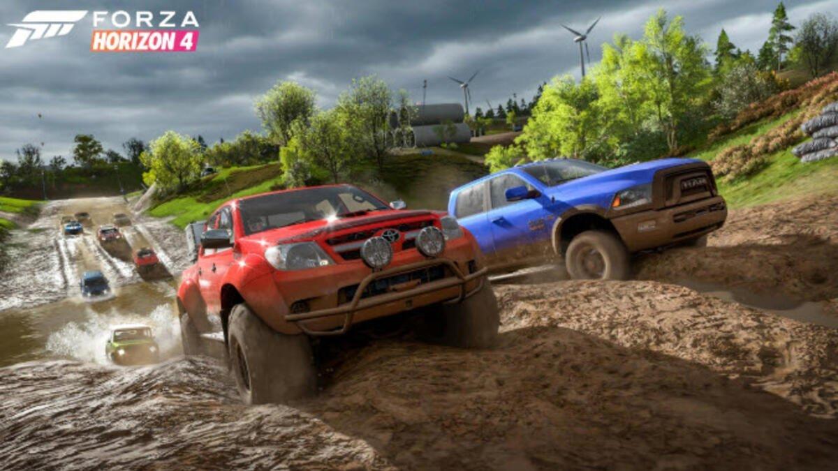 Forza Horizon 4 İndir