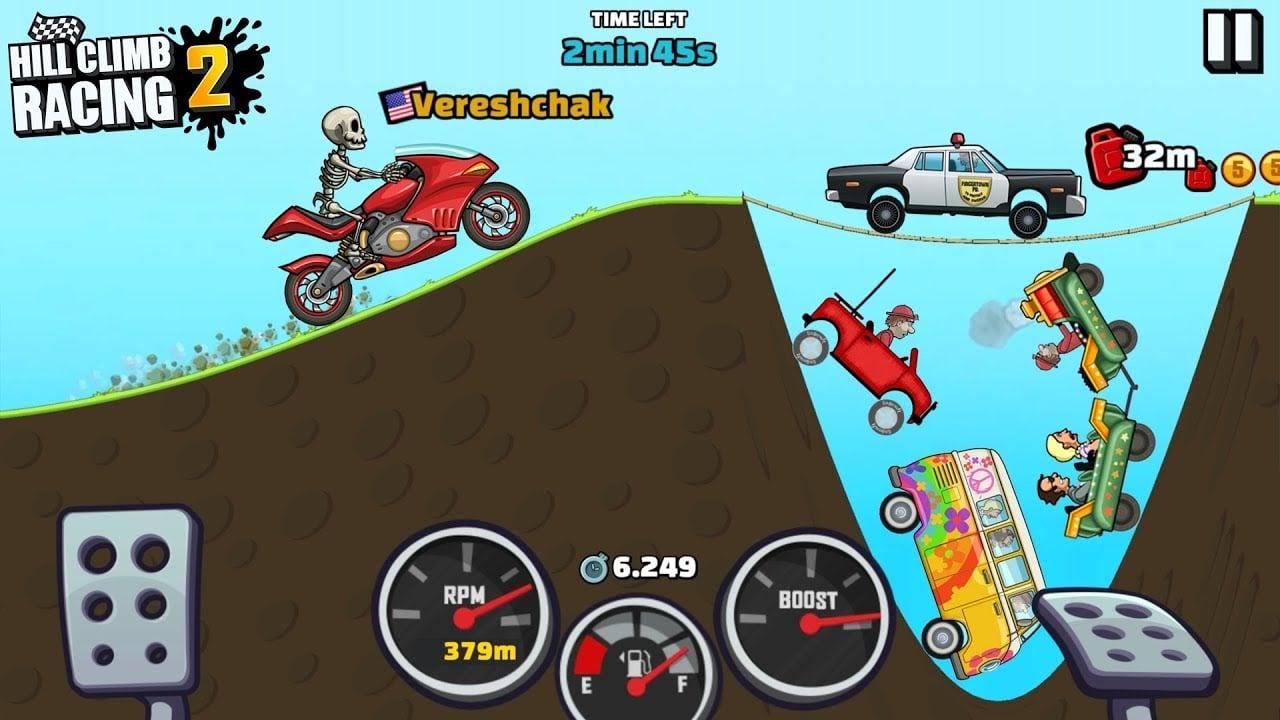 Hill Climb Racing Download