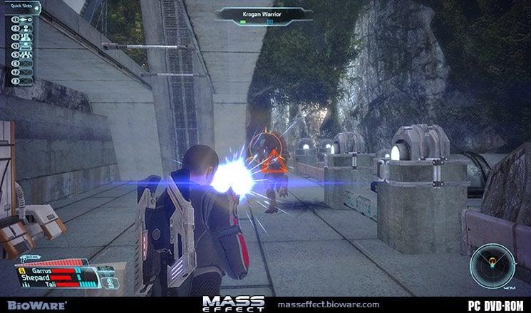 Mass Effect 1 İndir