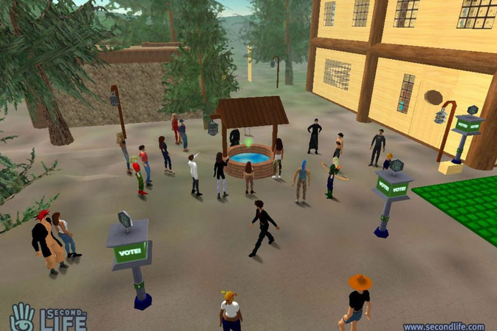 Second Life İndir