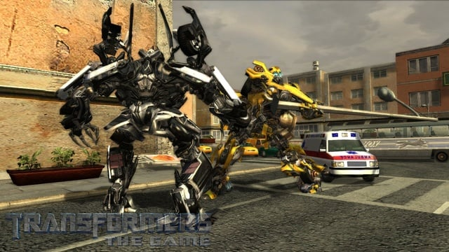 Transformers The Game İndir