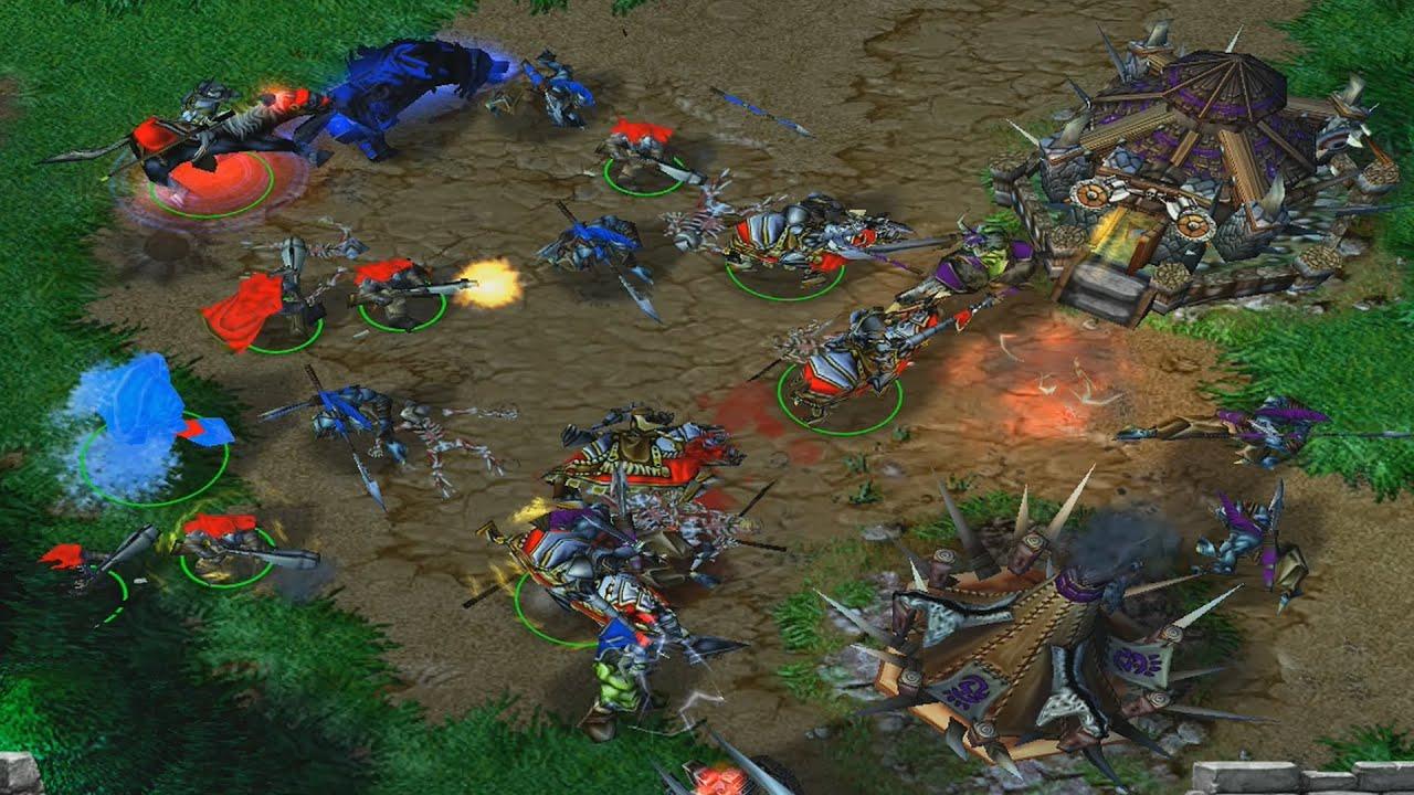Warcraft 3 Reign Of Chaos İndir