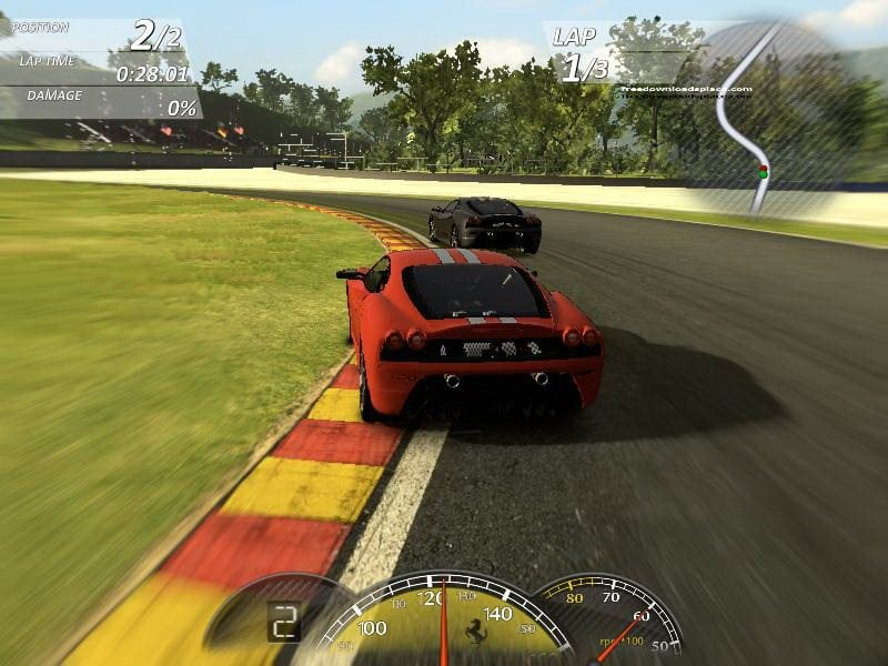 Ferrari Virtual Race İndir