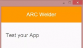Arc Welder Download